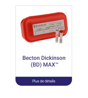 BD MAX™ ENTERIC PARASITE VERIFICATION PANEL - HELIX ELITE