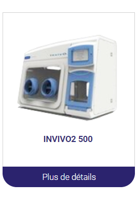 INVIVO2 500 Hypoxie Alliance Bio Expertise