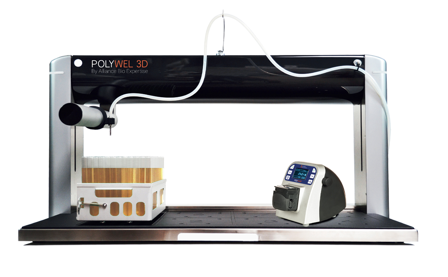 POLYWEL - Tubes and bottles filler