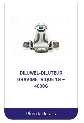 diluteur gravimetrique