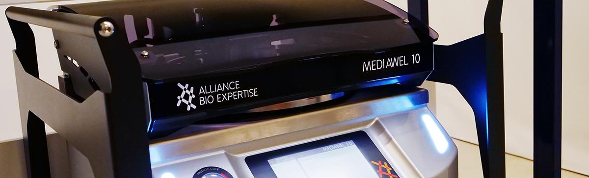 media preparator mediawel 10