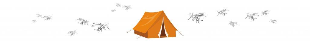 camping vacances microbiologiques