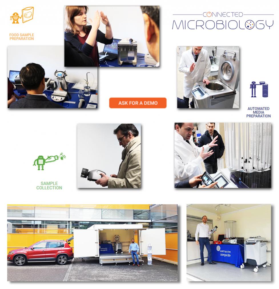 microbiology demo