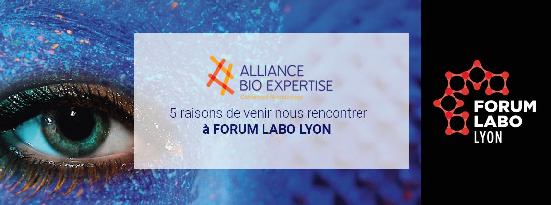 Forum labo Alliance Bio Expertise
