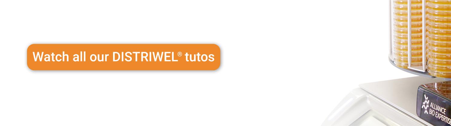 tutos distriwel alliance bio expertise